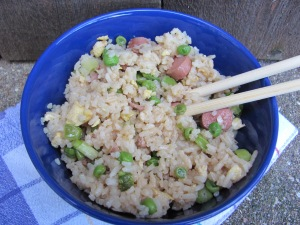 Gluten-Free Stir Fried Rice